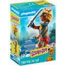 Playmobil-SCOOBY-DOO---Figurine-de-collection-samourai