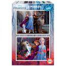 Frozen-2-Puzzle-2x100-Pecas