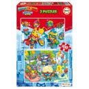 Superthings-Puzzle-2x100-Piezas