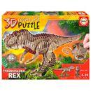 T-Rex-Puzzle-3D-Creature