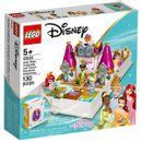 Lego-Disney-Cuentos-Ariel-Bella-Cenicienta-Tiana