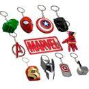 Marvel-Pack-Llaveros-3D