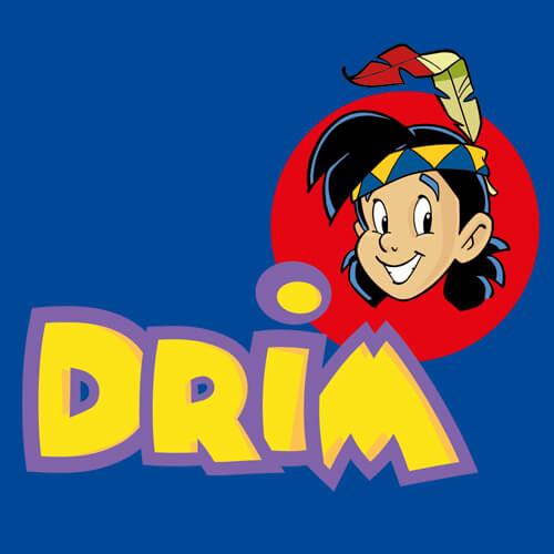 Logo Drim Blue