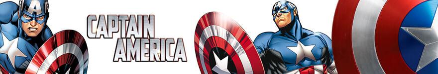 Juguetes Capitán América=