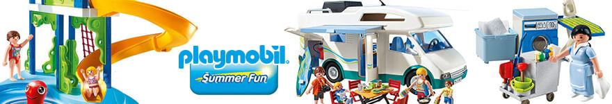 Playmobil Summer Fan