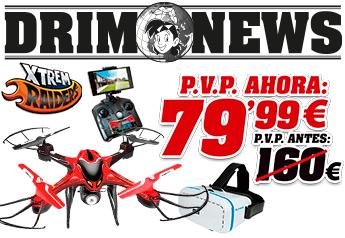 Promoción Drone