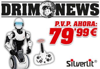 Promoción robot