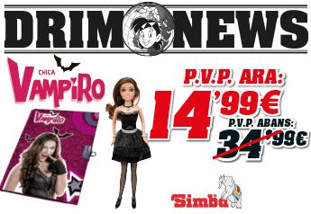 Promoción Chica Vampiro