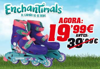 promo patins em linha