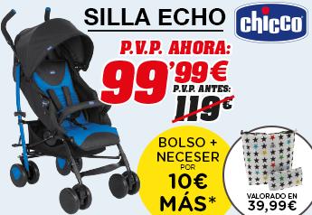Promoción Silla Echo