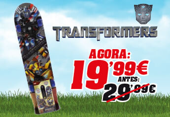 promo skate transformers